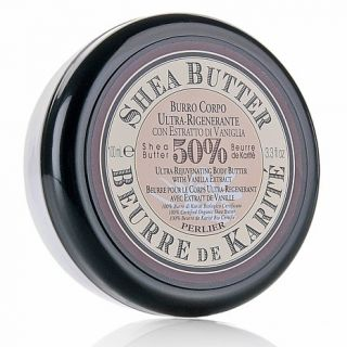 Perlier Shea Butter Body Butter with Vanilla Extract