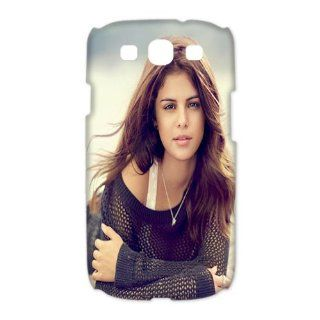 Custom Selena Gomez 3D Cover Case for Samsung Galaxy S3 III i9300 LSM 3116 Cell Phones & Accessories