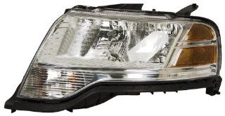 OE Replacement Ford Taurus X Driver Side Headlight Assembly Composite (Partslink Number FO2502246) Automotive