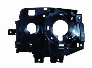 OE Replacement Ford Super Duty Driver Side Headlight Housing (Partslink Number FO2514100) Automotive