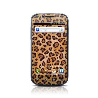 Leopard Spots Design Protective Skin Decal Sticker for Samsung Galaxy S Blaze 4G SGH T959 Cell Phone Cell Phones & Accessories