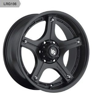 "LRG 106 Wheel with Matte Black Finish (17x9""/8x165.1mm) Automotive"