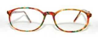 Rare New+Box Vuarnet 104 05R Tortoise Multi Color Optical Eyeglasses Spectacles Clothing