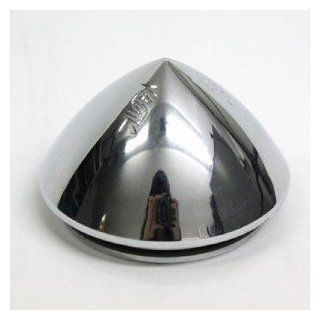 Kaotik Wheel Chrome Center Bullet Style Cap #F112 21 1000 25 Automotive