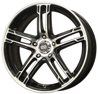 "Enkei FD 05  Performance Series Wheel, Gunmetal Machined (16x7""   5x114.3/5x4.5, 38mm Offset) One Wheel/Rim Automotive"