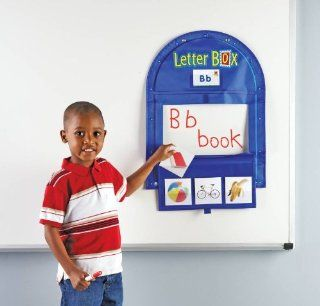 Learning Resources Letter Box Activity Set  Early Childhood Development Products