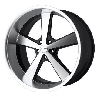 "KMC Nova KM701 Gloss Black Wheel with Machined Face (20x10""/5x127mm) Automotive"