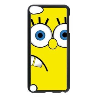 Personalized Music Case SpongeBob SquarePants iPod Touch 5th Case Durable Plastic Hard Case for Ipod Touch 5th Generation IT5SS15   Players & Accessories