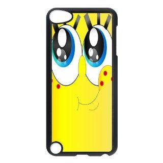 Personalized Music Case SpongeBob SquarePants iPod Touch 5th Case Durable Plastic Hard Case for Ipod Touch 5th Generation IT5SS138  Players & Accessories