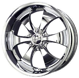 "Liquid Metal Lithium Series Chrome Wheel (22x9.5""/6x139.7mm) Automotive"
