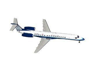 Gemini Jets United Express ERJ 145 Diecast Aircraft, 1200 Scale Toys & Games