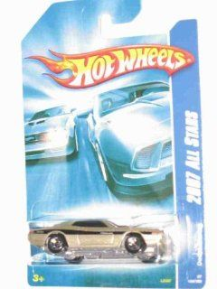 #2007 154 1974 Dodge Charger Gold Collectible Collector Car Mattel Hot Wheels Toys & Games