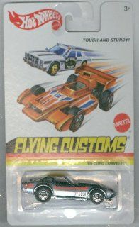 Hot Wheels 2013 Flying Customs Copo Corvette 164 Scale Toys & Games