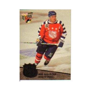 1992 93 Ultra All Stars #12 Brett Hull Sports Collectibles