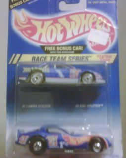 Hot Wheels Race Team Series 2 Pack   #1 and #3 Toys & Games
