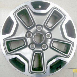 Jeep Wrangler 17x7.5 9118 Factory Original Equipment OEM Refurbished Wheel Rim Automotive
