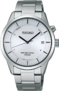 SEIKO Spirit Smart Men Solar Radio Wave Control Watch SBTM171 (Japan Import) Watches