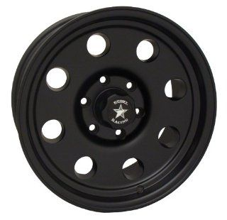 16x10 Rebel Sahara (Matte Black) Wheels/Rims 8x165.1 (772 6882) Automotive