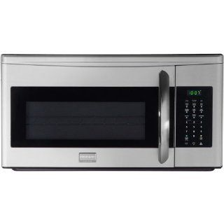 Frigidaire FGMV174KF 1.7 Cu. Ft. 1000W Gallery Series Over the Range Microwave   Stainless Steel Appliances