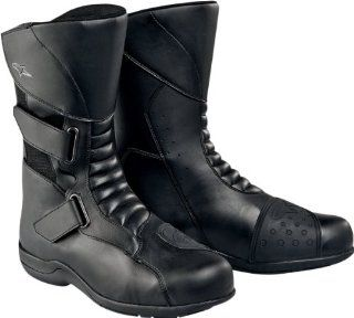 Alpinestars Roam Waterproof Boots , Distinct Name Black, Gender Mens/Unisex, Size 12.5, Primary Color Black 2441011 10 48 Automotive
