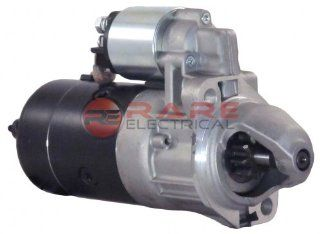 NEW STARTER MOTOR JACOBSEN LAWN MOWER 3CYL VM DIESEL 0001218176 0 001 218 176 Automotive