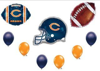 Chicago Bears Football Birthday Party Balloons Decorations Supplies
