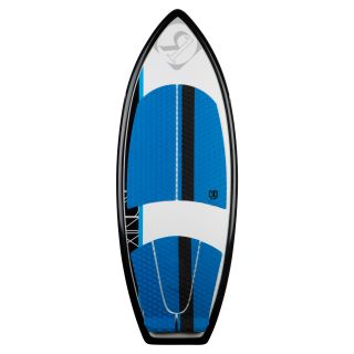 Ronix 2013 Parks Thruster Wakesurfers with Lights   Blue / Black / White   Wakeskates & Wakesurfers