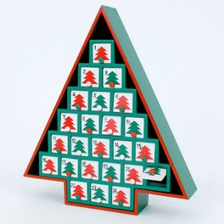 One Hundred 80 Degrees Christmas Tree Advent Calendar   Christmas