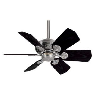 Casablanca 41U45D Wailea 31 in. Indoor/Outdoor Ceiling Fan   Brushed Nickel   Outdoor Ceiling Fans