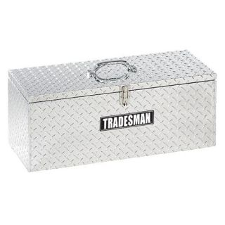 Tradesman Aluminum Handheld Tool Box   30 in.   Tool Boxes