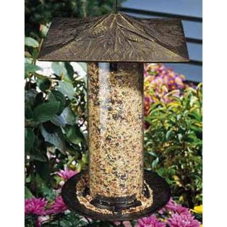 Pinecone Tube Bird Feeder   12 inch   Bird Feeders
