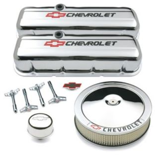 1999 2011 Chevrolet Silverado 1500 Engine Dress Up Kit   Street & Performance, Direct fit, Polished