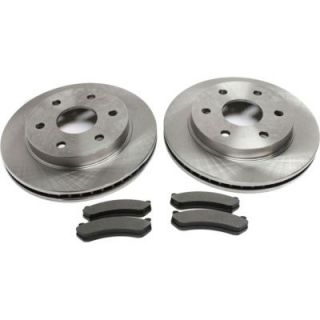 Replacement?OE Comparable Brake Disc and Pad Kit
