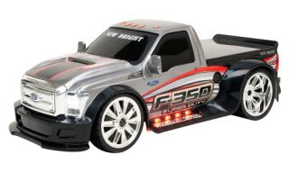 New Bright Ford F 350 Super Duty with Lights Radio Controlled Truck   Vehicles & Remote Controlled Toys