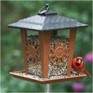 Perky Pet Sun and Star Bird Feeder   Bird Feeders