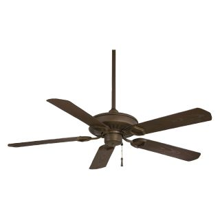 Minka Aire F589 ORB Sundowner 54 in. Indoor / Outdoor Ceiling Fan   Oil Rubbed Bronze   ENERGY STAR   Outdoor Ceiling Fans