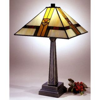 Dale Tiffany Mission Table Lamp   Tiffany Table Lamps