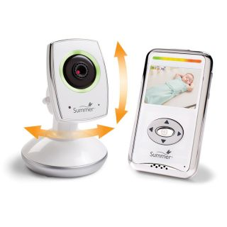 Summer Infant Baby Zoom Wifi Video Monitor and Internet Viewing System   Baby Monitors