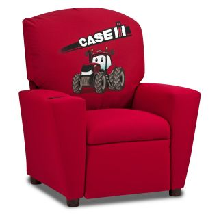 Kidz World Case International Harvester Kids Recliner   Kids Recliners