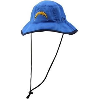 New Era San Diego Chargers Team Bucket Hat   Light Blue