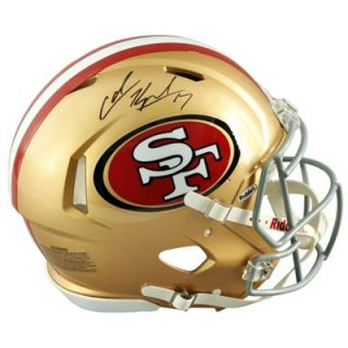 Colin Kaepernick San Francisco 49ers Autographed Riddell Pro Line Speed Authentic Helmet