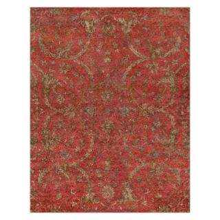 Noble House Legacy Area Rug   Red   Area Rugs