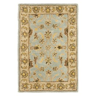 Safavieh Heritage HG913A Area Rug   Light Blue/Beige   Area Rugs