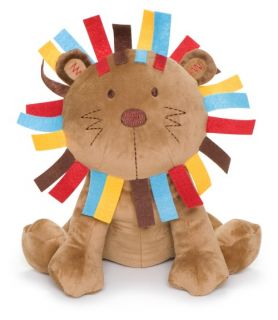 Kids Line Animal Parade Plush Lion   Stuffed Animals
