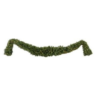 Vickerman 9 ft. Pre  Lit Teton Swag Garland   Christmas Garland