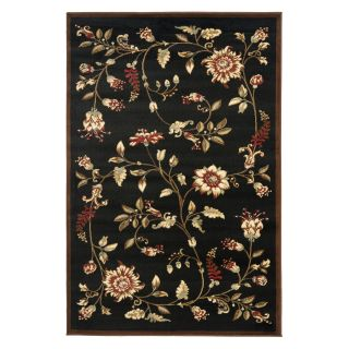 Safavieh Lyndhurst LNH552 9091 Area Rug   Black/Multi   Area Rugs