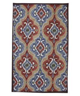 Mohawk Home Mystic Ikat Primary Indoor/Outdoor Rug   Area Rugs