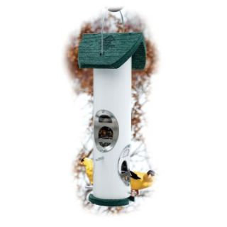 Going Green Recycled Plastic Mixed Seed Bird Feeder   Bird Feeders