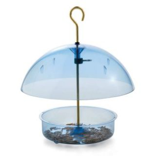 Droll Yankees Blue Seed Saver   Bird Feeders