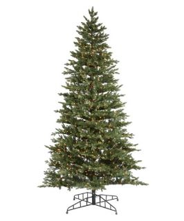 Waseca Frasier Fir Pre lit Clear Christmas Tree   Christmas
